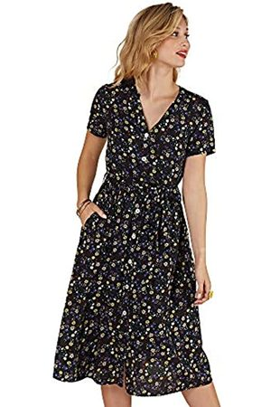 Yumi Ditsy Floral Tunic Dress
