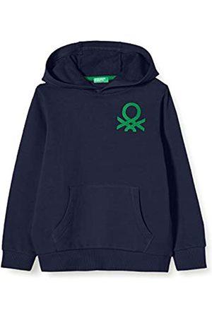 Benetton Boy's Felpa Sports Hoodie