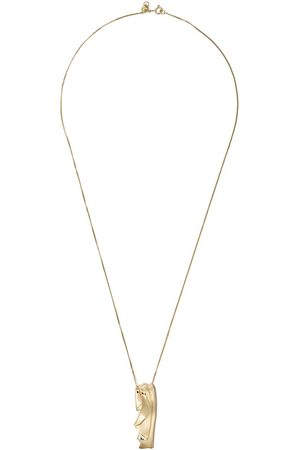 COMPLETEDWORKS The Great Cowboy Strike necklace - VERMEIL