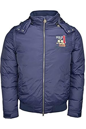 La Martina Men's Man Bomber Nylon Cape