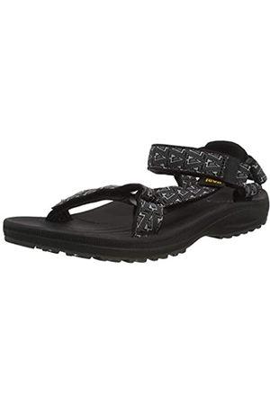 Teva Men's Winsted Open Toe Sandals, (Bamboo Bmblc)