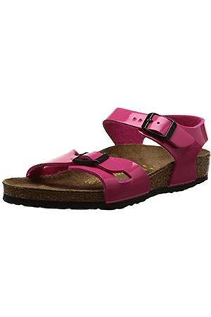Birkenstock Rio, Unisex Kids' Sandals, (Vernis )