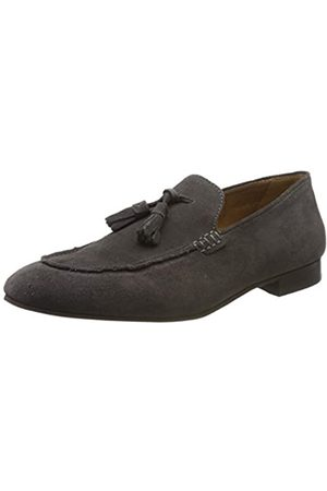 H by Hudson Men's Bolton Suede Loafer, ( 55)