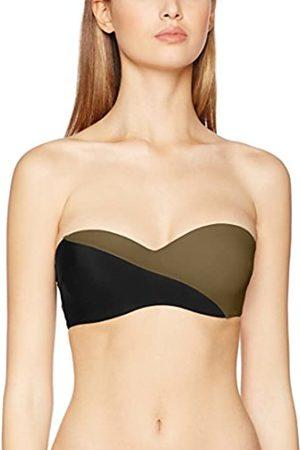 Calvin Klein Women's Structured Bandeau Bikini Top, Keine Angabe