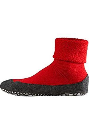 Falke Men Socks - Men's Cosyshoe Slipper Socks-90% Merino Wool (Fire 8150), Size, 1 Pair