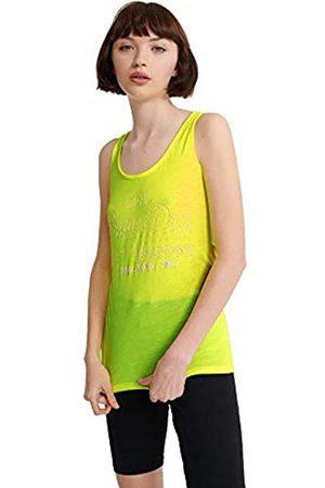 Superdry Women's Vl Outline Pop Entry Vest