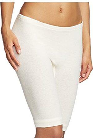 Susa Women's Angora Langbeinschlüpfer s8050900 Thermal Bottoms, -Weiß (wollweiß s115)