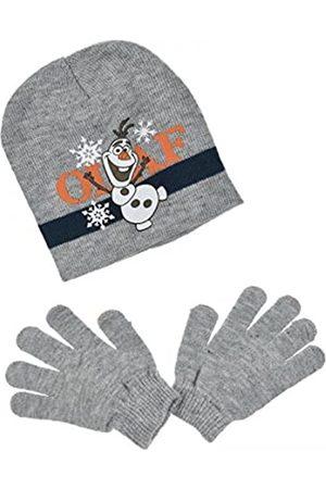 Disney Frozen Girl's Olaf Scarf, Hat & Glove Set