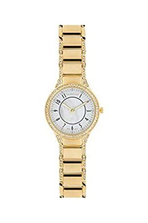 Jean Bellecour Unisex Adult Analogue Quartz Watch with Stainless Steel Strap JBN01