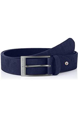 Tommy Hilfiger Men's Formal Nubuck Belt 3.5 Adj