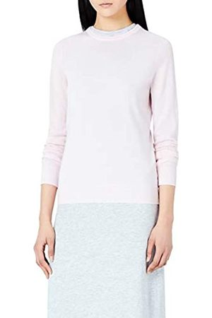 MERAKI Amazon Brand - Women's Fine Merino Wool Crew Neck Jumper, 18