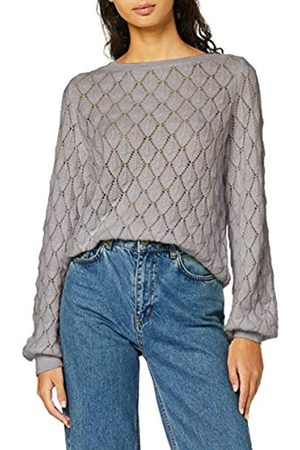 Vero Moda Women's Vmpretty Ls Structure Blouse Jumper