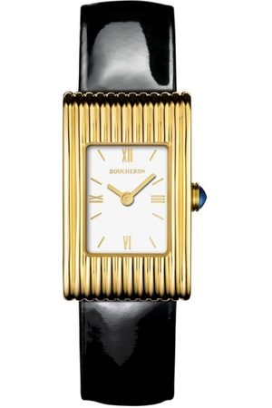 Boucheron Yellow Gold Reflet Watch 18mm
