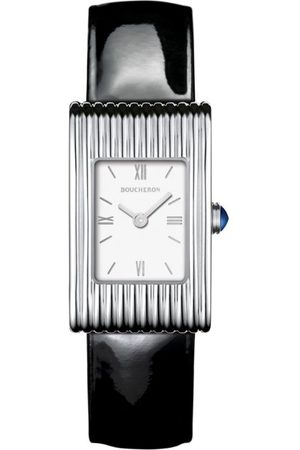Boucheron Stainless Steel Reflet Watch 18mm