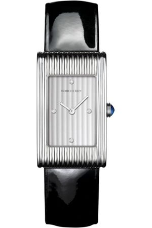 Boucheron Stainless Steel Reflet Classic Watch 21mm