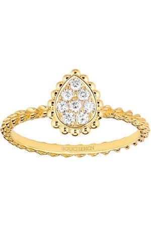 Boucheron Yellow Gold Serpent Bohème Ring