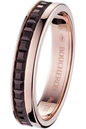 Boucheron Rose Gold Quatre Classique Ring