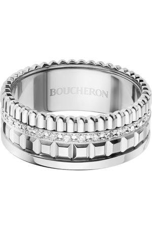 Boucheron White Gold Quatre Radiant Edition Small Ring