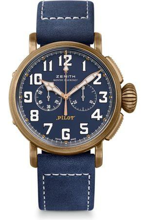 Zenith Bronze Pilot Automatic Watch 45mm