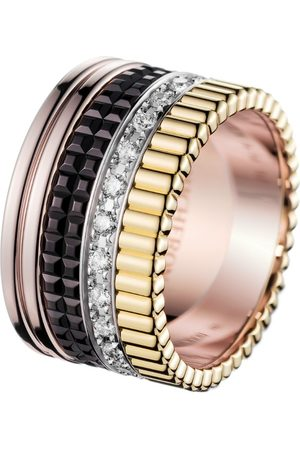Boucheron Mixed Gold Quatre Classique Large Ring