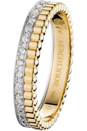 Boucheron Mixed Gold Quatre Radiant Edition Wedding Band