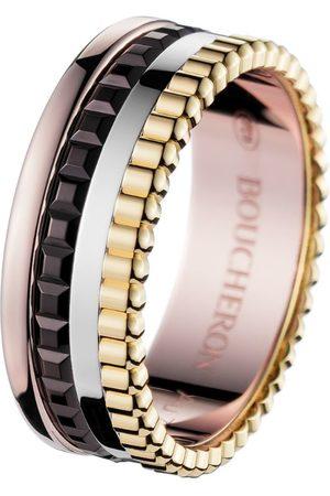Boucheron Mixed Gold Quatre Classique Small Ring