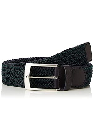 Izod Men's Two Color Herringbone Belt