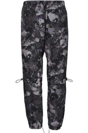 MARCELO BURLON Men Trousers - Camo Print Tech Track Pants