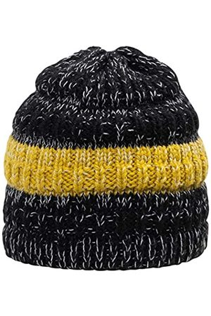 Giesswein Kids Beanie Petersberg ONE - Knitted hat with Merino Wool, Beanie for Boys, Cuddly Fleece Lining, Soft Wool