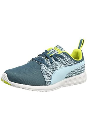 Puma Carson Runner Knit W, Women's Running Shoes, - Blau (clearwater-sulphur spring 01)