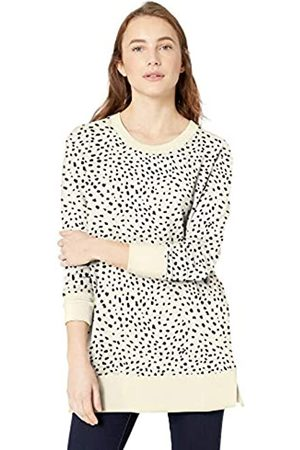 Daily Ritual Terry Cotton and Modal Side-Vent Tunic Shirt