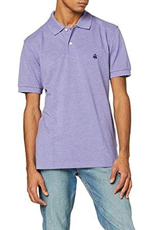 Brooks Brothers Men's Polo Slim Logo Manica Corta Shirt