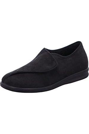Romika Präsident 85 W, Men's Warm Lined Slippers, (schwarz 100)