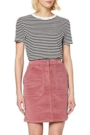 Dorothy Perkins Women's Cord Patch Mini Skirt
