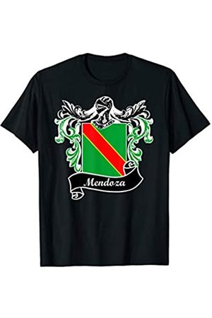 Bagtown Clans Mendoza Coat of Arms surname last name family crest T-Shirt