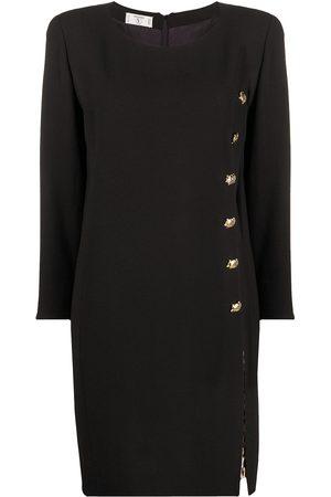 Valentino Pre-Owned Women Dresses - Slit detail mini dress