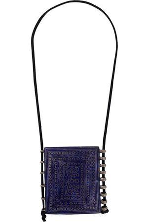 A.N.G.E.L.O. Vintage Cult Necklaces - 1970s square pendant necklace