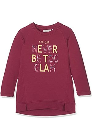 Name it Baby Girls' Nitdiolo Ls SWE Tunic Bru F Mini Long Sleeve Top