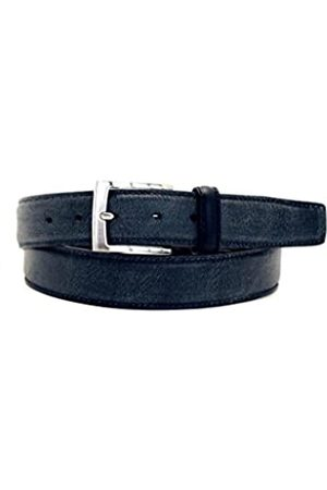 CANTARELLI Men's CA 028-35 Belt, (Blu)