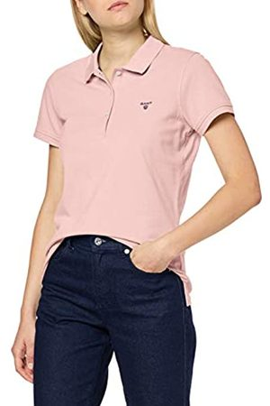 GANT Women's The Summer Pique Polo Shirt
