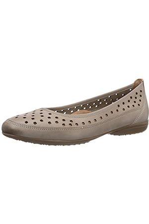 4.5 UK Tamaris Womens 1-1-23712-22 Low-Top Sneakers Brown Pepper 324