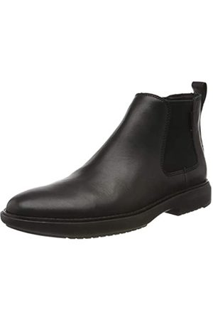 FitFlop Men's Lamont Chelsea Boots Classic, (All 090)