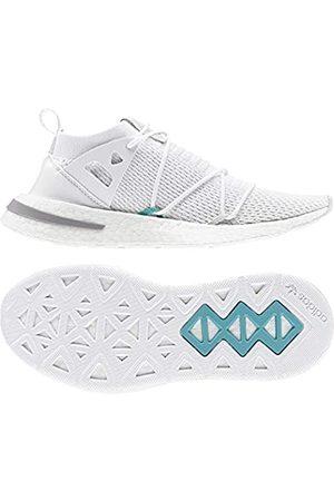 adidas Women's Arkyn Pk W Gymnastics Shoes, (FTWR /FTWR /Tech Met.)