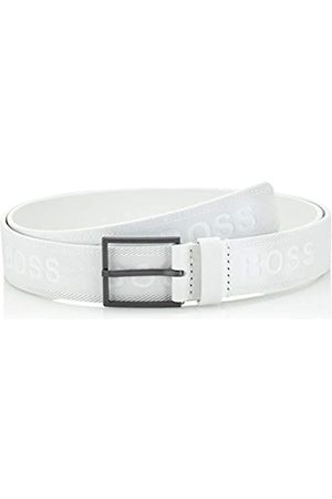 HUGO BOSS Men's Tril-Logo_sz35 Belt