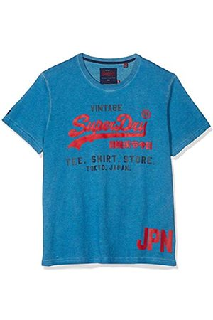 Superdry Men's Shirt Shop Duo Tee Kniited Tank Top