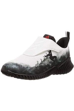 adidas Unisex Babies' Fortarun Spider-Man Ac I Gymnastics Shoes, (Core /FTWR /Active Core /FTWR /Active )