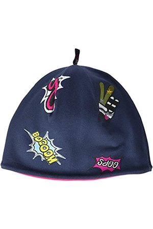 maximo Girls' 83500-020100, Beanie, Jersey mit Futter Hat