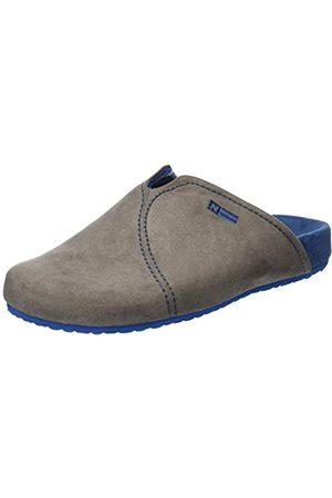Nordikas Men's Free Open Back Slippers, (Visón 035)