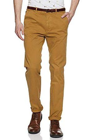 Scotch&Soda Men's Nos Stuart-Slim Fit Cotton/elastan Garment Dyed Chino Pant Trouser