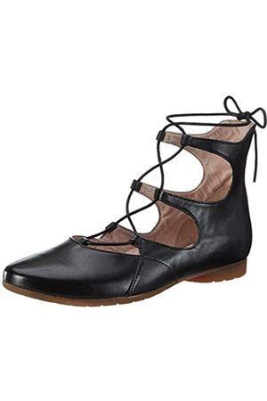 PIAZZA SEMPIONE 991041, Women's Ballet Flats, (Schwarz)
